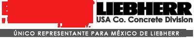 Bandolla y equipo para construcción - Único Representante de Liebherr para México